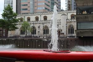 Kayak extérieur Barbican