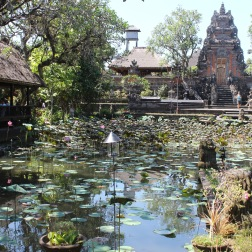 Temple, Ubud