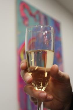 champagne tableau
