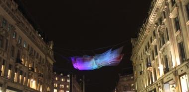 1.8 London, Janet Echelman / Studio Echelman