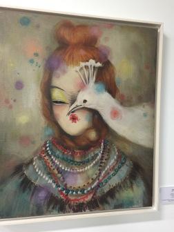 PALOMA BLANCA BY MISS VAN