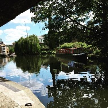 Le paisible Regent Canal