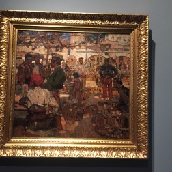 sir-frank-william-brangwyn-market