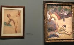Croquis et peintures