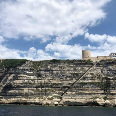 Escalier d'Aragon