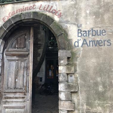 Barbue d'Anvers