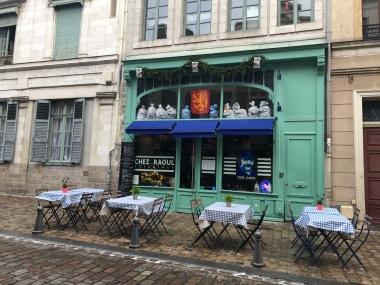 Chez Raoul, rue de Gand
