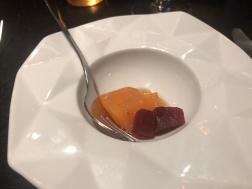 Le Compostelle - Saumon style ceviche