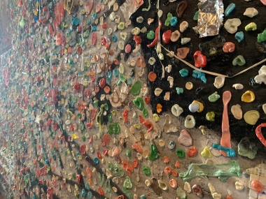 Mur de Chewing-Gum - Pike Place Market