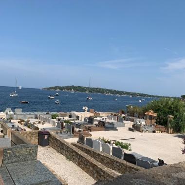 Cimetière de Saint Tropez
